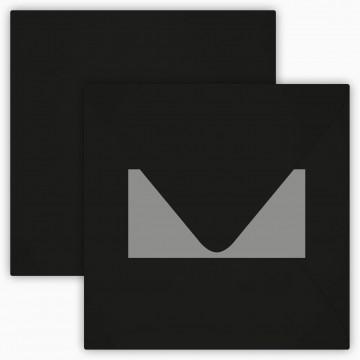 1 Briefumschlag 15 x 15 cm 150 x 150 mm Zart Creme Verschluss: Kuverts mit Haftstreifen Grammatur: 120 g/m²