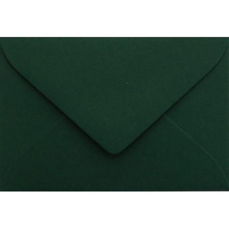 1 Briefumschlag 10,5 x 12,5 cm 105 x 125 mm Tannen Grün Verschluss: feuchtklebend