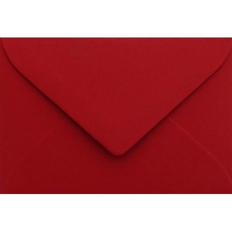 1 Briefumschlag 10,5 x 12,5 cm 105 x 125 mm Rosen Rot Verschluss: feuchtklebend