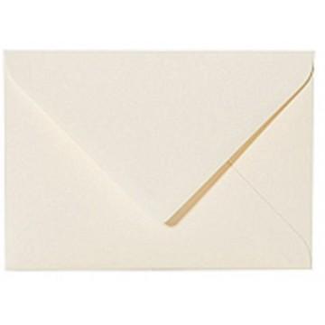 Briefumschläge C5 DIN (16,2 x 22,9 cm) - Zart Creme,