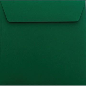 1 Briefumschlag 18,5 x 18,5 cm 185 x 185 mm  Bordeaux : Kuverts mit Haftstreifen Grammatur: 120 g/m²