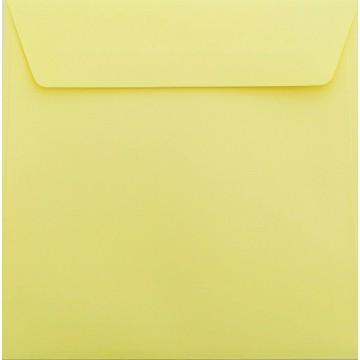 1 Briefumschlag 18,5 x 18,5 cm 185 x 185 mm Tannen Grün : Kuverts mit Haftstreifen Grammatur: 120 g/m²