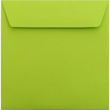 1 Briefumschlag 18,5 x 18,5 cm 185 x 185 mm Schwarz : Kuverts mit Haftstreifen Grammatur: 120 g/m²