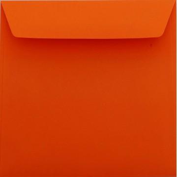 1 Briefumschlag 18,5 x 18,5 cm 185 x 185 mm Hell Grau : Kuverts mit Haftstreifen Grammatur: 120 g/m²