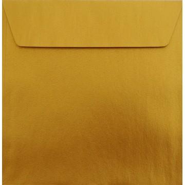 1 Briefumschlag 18,5 x 18,5 cm 185 x 185 mm Transparente/ Weiß  : Kuverts mit Haftstreifen Grammatur: 100 g/m²