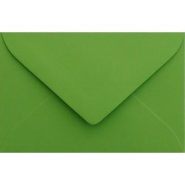 1 Briefumschlag B6 DIN (12,5 x 17,6 cm) Weiß, Verschluss-Technik: Haftklebend mit Dreieck Lasche