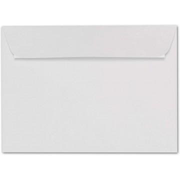 1 Briefumschlag C5 DIN (16,2 x 22,9 cm) -  Polar Weiß Grammage:120 g/m²