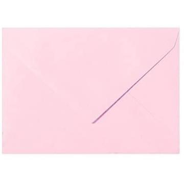 1 Briefumschlag Mini Rosa 5,1 x 7,0 cm Verschluss-Technik: feuchtklebend